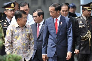 Indonesia Dukung Palestina, AS Ancam Cabut Bantuan Keuangan