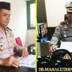 Kasatlantas Polrestabes Makassar Kompol Dr Masaluddin