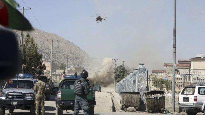 Serangan Roket Hantam Kabul Pada Perayaan Idul Adha