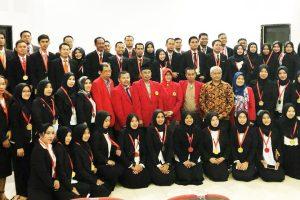FKM Unhas Yudisium 144 Mahasiswa, Ini Pesan Dekan…