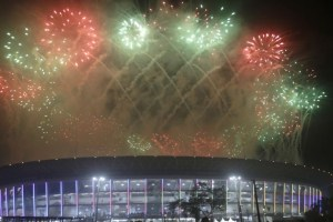 Catatan Prestasi Indonesia di Asian Games 2018