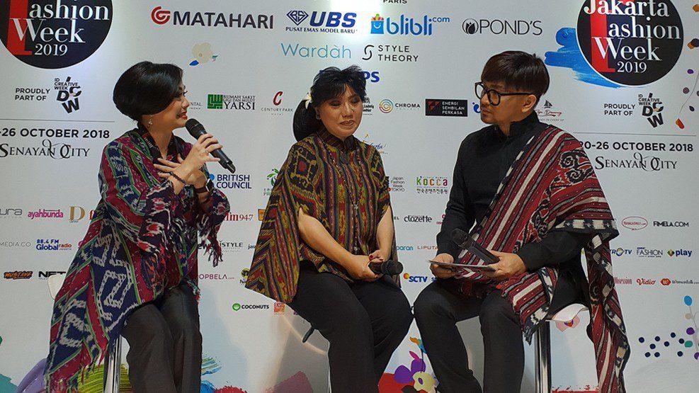 Jakarta Fashion Week 2019: Sequis Dorong Peserta Jadikan Asuransi sebagai Gaya Hidup