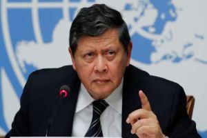 Kepala Pencari Fakta PBB, Marzuki Darusman Desak Keadilan untuk Rohingya