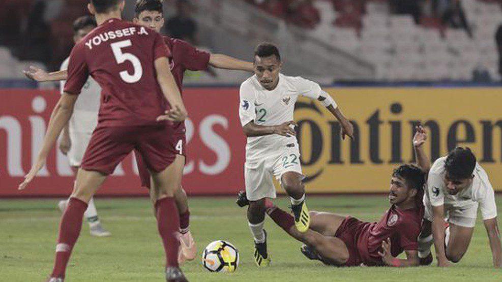 Timnas U-19 Vs Uni Emirat Arab