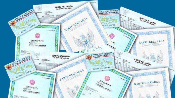 Persyaratan Terbaru Urus KTP el dan KK Sesuai Perpres No 96 tahun 2018