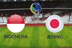 Prediksi Perempat Final Piala AFC U-19 2018, Indonesia vs Jepang
