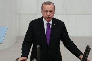 Presiden Erdogan Tegaskan Sikap Turki yang Lebih Keras soal Siprus