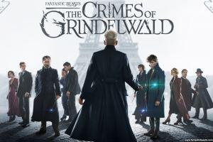 Film 'Fantastic Beasts' Melesat ke Puncak Box Office Akhir Pekan