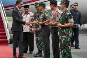 Presiden Jokowi Tegaskan Netralitas TNI Harus Dijaga