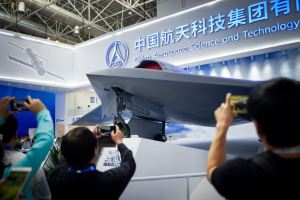 Saingi AS, China Luncurkan Pesawat Tanpa Awak Terbaru