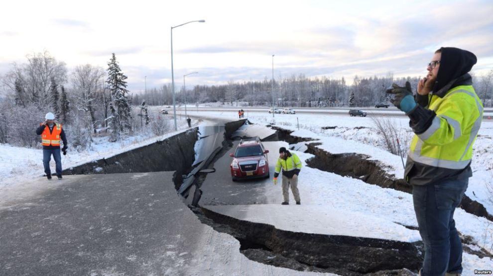Warga Indonesia Selamat dari Gempa Alaska