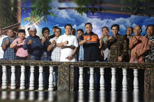 Asosiasi LPM Kota Makassar Gelar Silaturahmi di Manggala