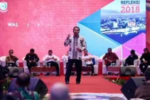 Danny Pomanto Sebut Kemajuan Kota Makassar Sangat Signifikan