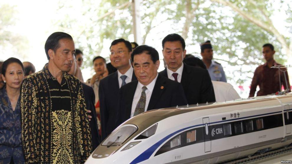 Indonesia Tawarkan Proyek  Miliar Kepada Investor China
