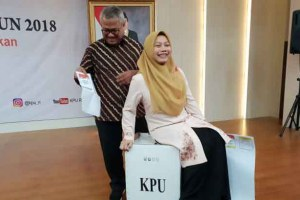 KPU Jamin Kualitas dan Keamanan Kotak Suara Kardus