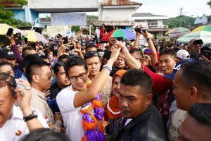 Sandiaga Uno Berkunjung ke Gowa, Djaya Jumain: Spirit untuk Menangkan Pilpres dan Pileg 2019