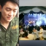 Detik-detik Tsunami Menerjang Konser Band Seventeen