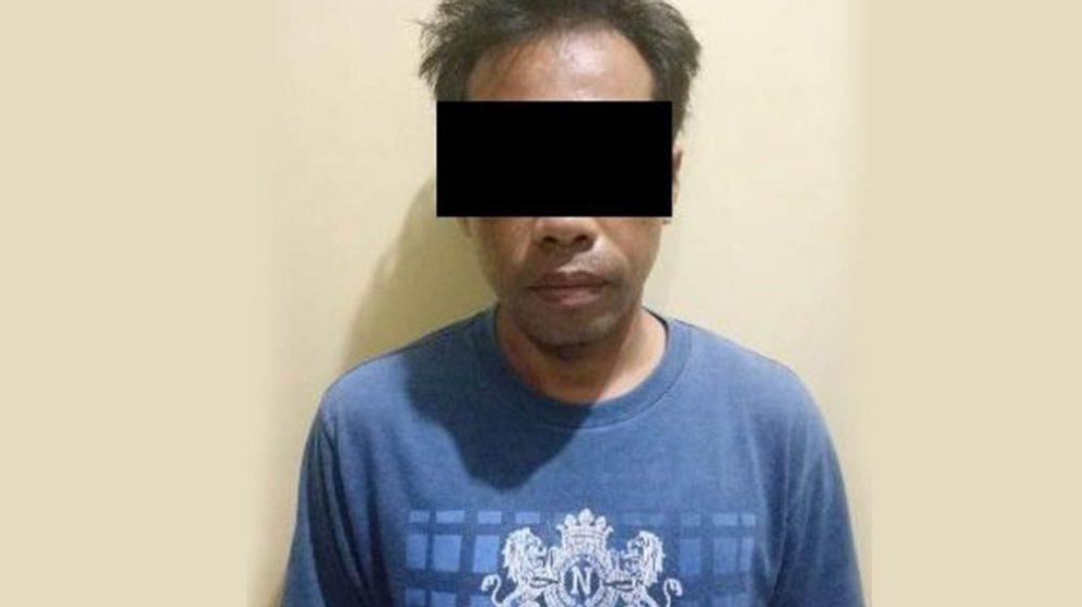 Curi Televisi Orang Tuanya, Pria Ini Ditangkap Polisi
