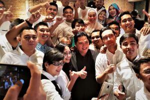 Erick Thohir: Kita Nggak Mau Indonesia Jadi Suriah