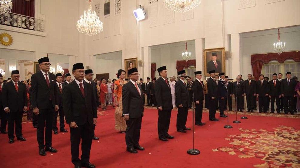 Presiden Jokowi Lantik 16 Dubes Baru RI Untuk Negara Sahabat