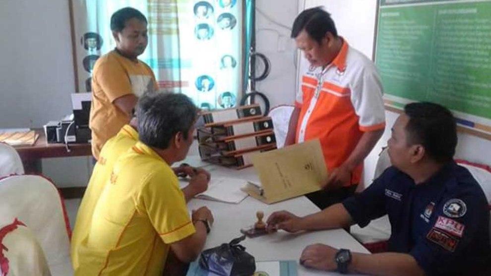 Caleg Partai Demokrat Di Coret Dari DCT Oleh KPU Tanah Toraja
