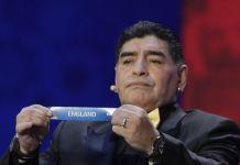 Maradona Jalani Masa Pemulihan Usai Pembedahan