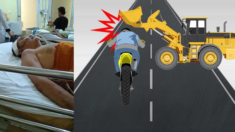 Korban Lakalantas di Bantimurung, Motor vs Loader, Tidak Dijamin Jasa Raharja