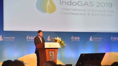 Menteri ESDM Dorong Industri Gas Agar Lebih Kompetitif