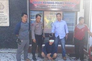 Pembobol Rumah Di Pangkep Ditangkap Polisi