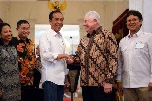 Jokowi Bantah Bertemu Boss Freeport Secara Rahasia
