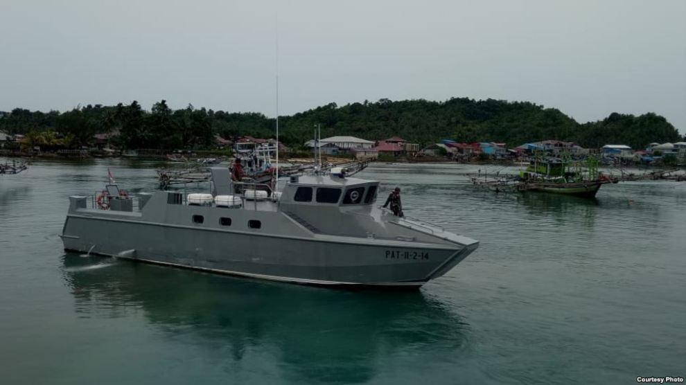 Dihantam Badai, 20 ABK KM Formosa Hilang di Perairan Nias Selatan