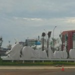 Pemprov Tegur Keras Pemasangan Tulisan Citra Land City dan Patung Kuda didepan CPI