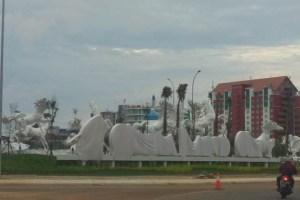 Pemprov Surati PT Yasmin atas pembangunan Landmark depan CPI