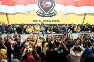 Konsolidasi Tim Pemenangan Rahman Pina, Dibanjiri Tokoh Masyarakat Manggala