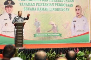 Wali Kota Makassar Sebut Petani Perkotaan Orang Luar Biasa