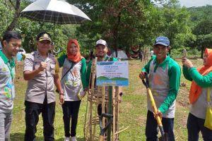 Wakapolres Gowa Hadiri Peringatan Hari Air Dunia  XXVII di Parangloe