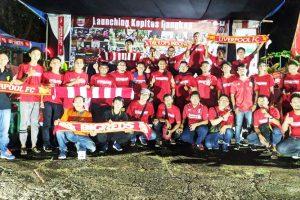 Komunitas Pendukung Fanatik Liverpool FC Resmi Diluncurkan di Pangkep