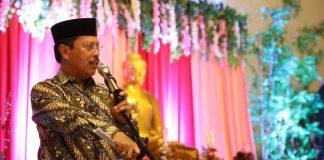 Sekda Makassar Buka Puasa Bersama Permabudhi