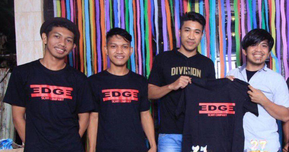 EGDE Targetkan Peluncuran Album Perdana di Akhir 2019