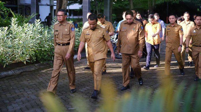 Penjelasan Staf Khusus Gubernur Terkait Pencopotan Lutfie Natsir