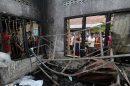 Kebakaran Pabrik Korek Api di Langkat Menewaskan 30 Orang
