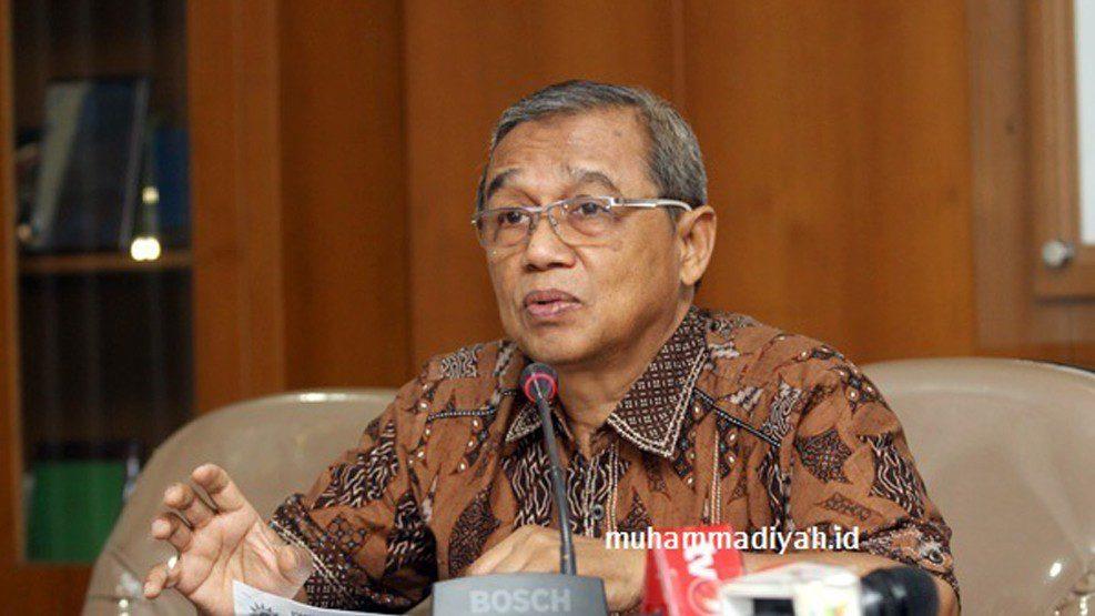 Mantan Ketua KPK Bawakan Hikmah Syawalan di Unismuh Makassar
