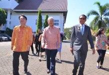 Empat Kerjasama dengan Sulsel Kembali Dipertegas Dubes Jepang
