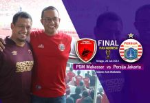 Final PSM vs Persija