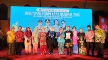 Puncak Peringatan Hari Anak Nasional Berjalan Sukses di Makassar