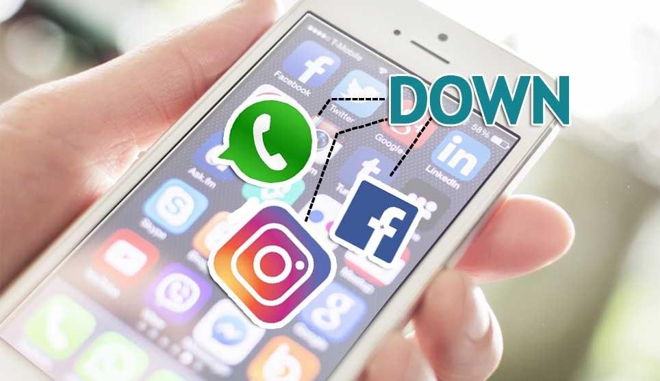 Facebook, WhatsApp dan IG Error, Sejumlah Negara Terdampak