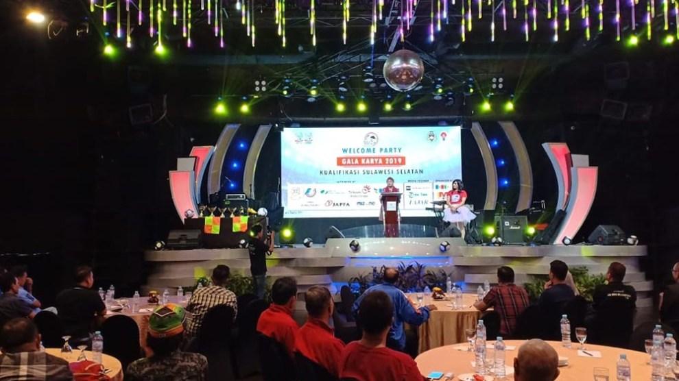 Kadispora Resmikan Kick Off Gala Karya Kualifikasi Sulsel
