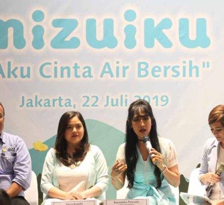 "Suntory Garuda Beverage Luncurkan Program Pendidikan Air ""Mizuiku"""