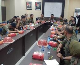 Satpol PP Jawa Barat, Studi Banding ke Satpol Provinsi Sulsel