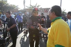 Minggu Sehat Bersama Iqbal Suhaeb di Kecamatan Ujung Tanah